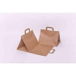 Papírová taška s plochým uchem 320x220x270
